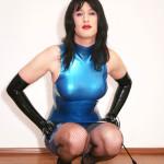 Hot CD-mistress