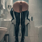 The greatest ass of sexy crossdresser